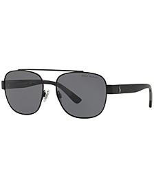 Sunglasses, PH3119 58