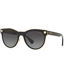 Versace Polarized Sunglasses, VE2198 54