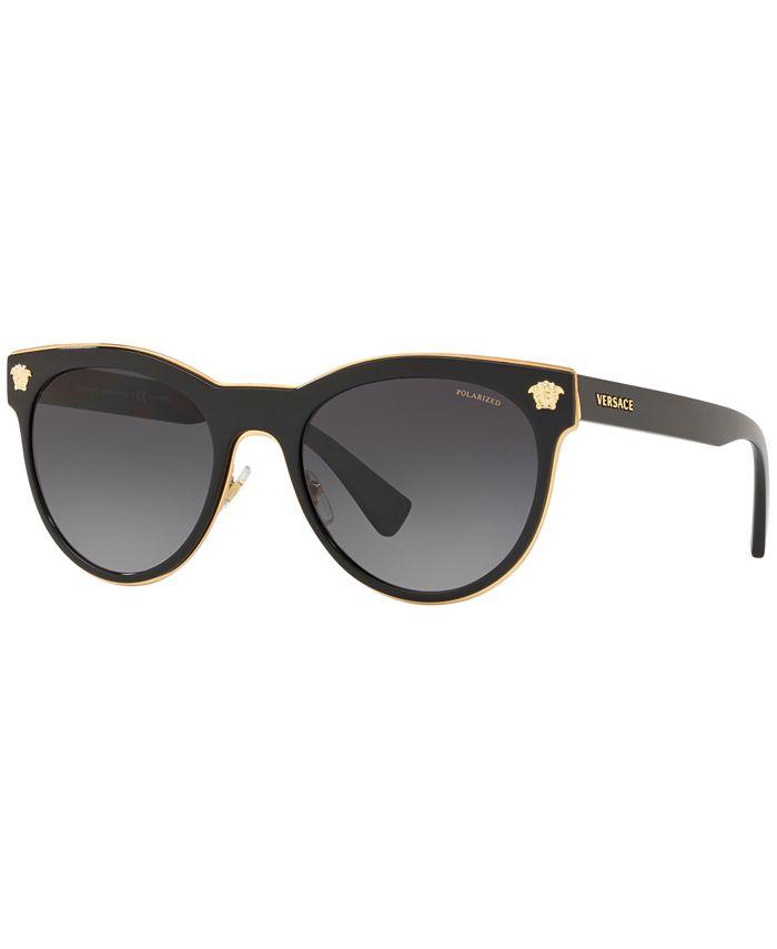 Versace - Polarized Sunglasses, VE2198 54