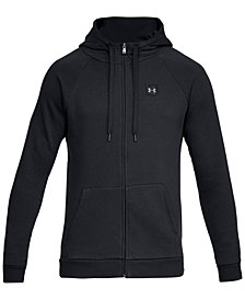 Under Armour Men's Big and Tall Fleece Zip Hoodie