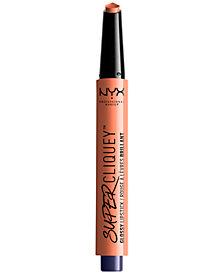 NYX Professional Makeup Super Cliquey Lipstick, 0.05-oz.