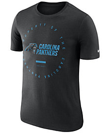 Nike Men's Carolina Panthers Property Of T-Shirt