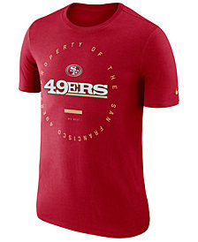 Nike Men's San Francisco 49ers Property Of T-Shirt