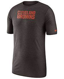 Nike Men's Cleveland Browns Player Top T-Shirt 2018