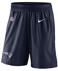 Nike Men's New England Patriots Fly Knit Shorts