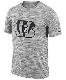 Nike Men's Cincinnati Bengals Legend Velocity Travel T-Shirt