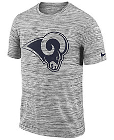 Nike Men's Los Angeles Rams Legend Velocity Travel T-Shirt