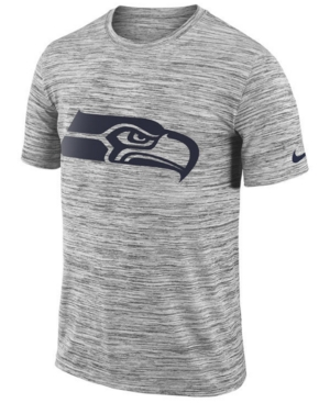 Nike Men's Seattle Seahawks Legend Velocity Travel T-Shirt