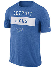 Nike Men's Detroit Lions Legend Lift T-Shirt