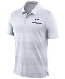 Nike Men's Texas Christian Horned Frogs Early Season Coaches Polo