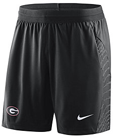 Nike Men's Georgia Bulldogs FlyKnit Shorts