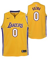 Nike Kyle Kuzma Los Angeles Lakers Icon Swingman Jersey 008c1cfb0