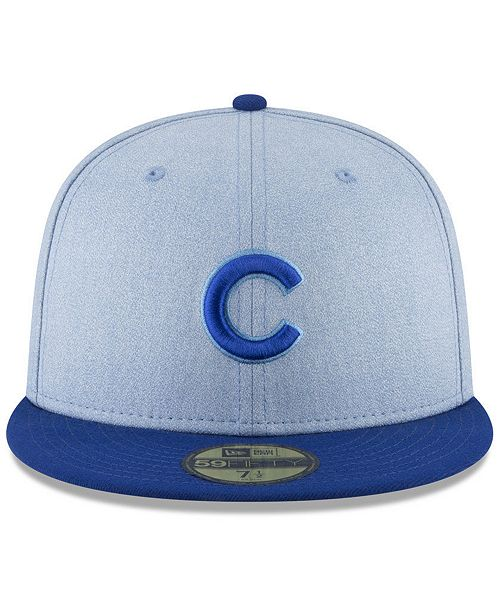 dffadbbea3b New Era Chicago Cubs Father s Day 59FIFTY Fitted Cap 2018   Reviews ...