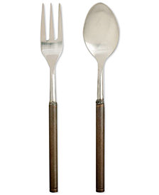 Vietri Fuoco 2-Pc. Serving Set
