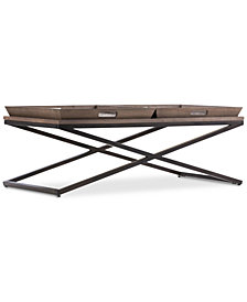 Alee Coffee Table, Quick Ship