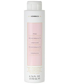 KORRES Pomegranate Tonic Lotion, 6.76 oz.