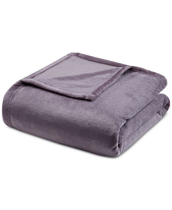 Madison Park Microlight Twin Blanket