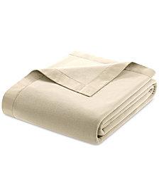 True North by Sleep Philosophy Microfleece Twin Blanket