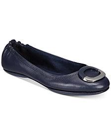 Bandolino Fanciful Slip-On Ballet Flats