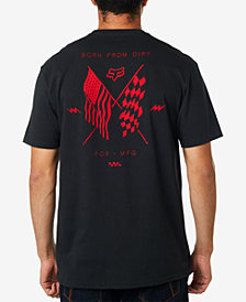 Fox Men's Double X-Ed Graphic-Print T-Shirt