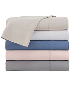 Under The Canopy Solid Brushed Sheet Sets