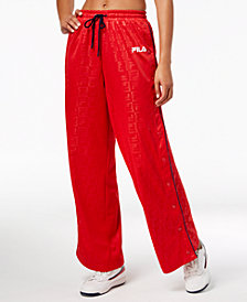 Fila Flared Tear-Away Pants