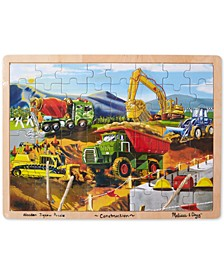 Construction 48pc Jigsaw
