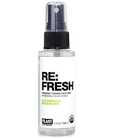 PLANT Apothecary Re: Fresh Organic Toning Face Mist