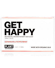PLANT Apothecary Get Happy Bar Soap