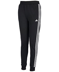 adidas Toddler Girls Tricot Jogger Pants