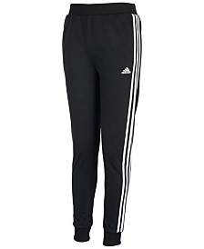 adidas Big Girls Tricot Jogger Pants