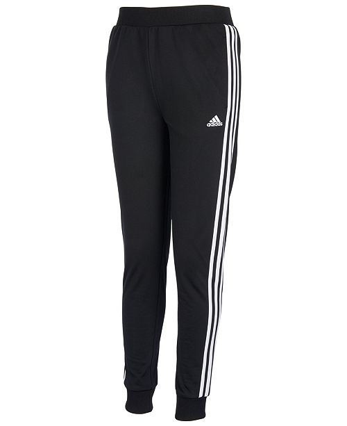 332b79f3d adidas Big Girls Tricot Jogger Pants & Reviews - Leggings & Pants ...