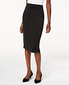 Alfani Scuba Skirt, Created for Macy's