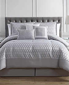 Patrice 7-Pc. Queen Comforter Set