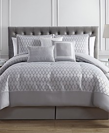 Patrice 7-Pc. King Comforter Set