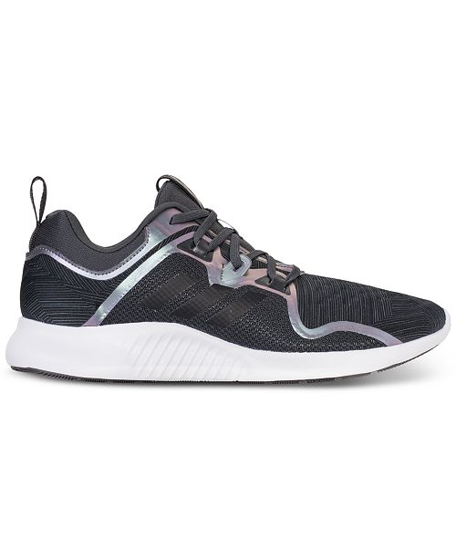 pretty nice 93f87 a8454 ... adidas Womens Edge Bounce Running Sneakers from Finish ...