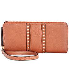 I.N.C. Hazell Zip Around Wristlet, Created for Macy's