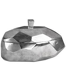 Uttermost Minta Silver-Tone Box