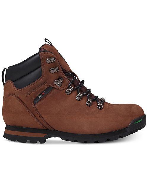 Karrimor Men's Leopard Waterproof Mid Hiking Boots from Eastern Mountain Sports K3kPG1FP