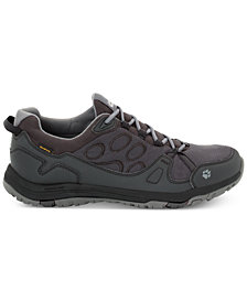 Jack Wolfskin Men's Activate Low Texapore Waterproof Low Hiking Shoes from Eastern Mountain Sports