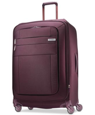 """Agilis 30"""" Softside Spinner Suitcase, Created for Macy's"""