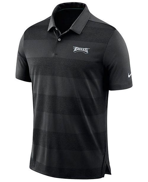 3a3faa59 Nike Men's Philadelphia Eagles Early Season Polo - Sports Fan Shop ...