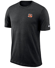 Nike Men's Cincinnati Bengals Coaches T-Shirt
