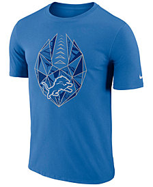 Nike Men's Detroit Lions Icon T-Shirt