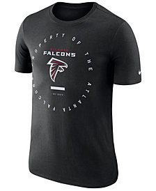Nike Men's Atlanta Falcons Property Of T-Shirt 2018