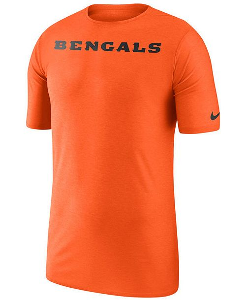 Nike Men s Cincinnati Bengals Player Top T-Shirt 2018 - Sports Fan ... 93b4a41d8