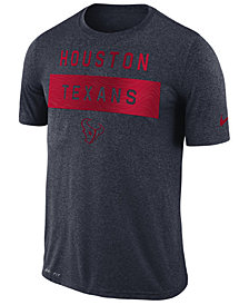Nike Men's Houston Texans Legend Lift T-Shirt
