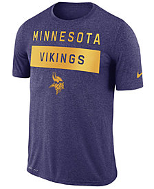 Nike Men's Minnesota Vikings Legend Lift T-Shirt
