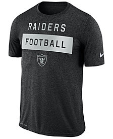 Nike Men's Oakland Raiders Legend Lift T-Shirt