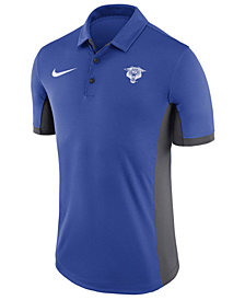 Nike Men's Kentucky Wildcats Vault Logo Evergreen Polo